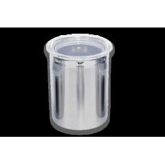 ظرف استیل با در آکریلیک 1.5 لیتری برگهف (Berghoff)