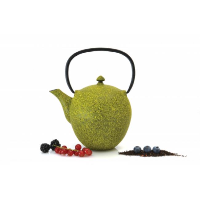 قوری چای چدن برگهف-زرد