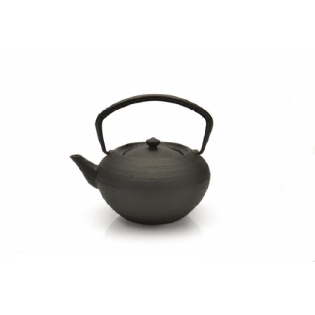 قوری چای چدن برگهف-مشکی