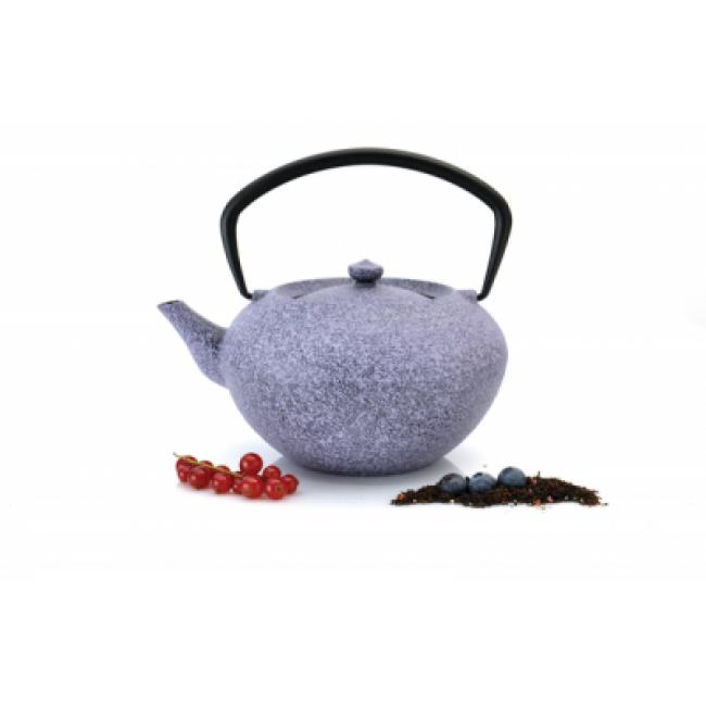 قوری چای چدن برگهف-بنفش