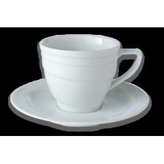 فنجان چای و نعلبکی برگهف(Berghoff)(مخصوص چای) - سری هتل لاین(6تایی)