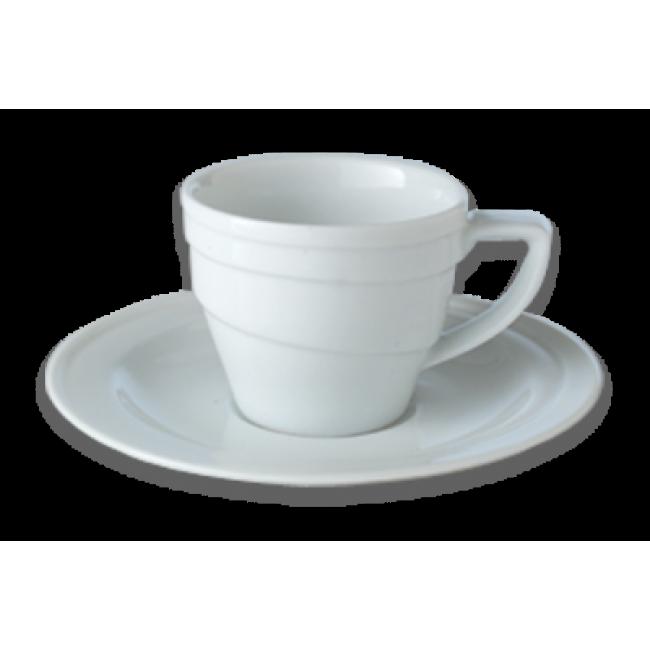 سرویس پارچه فنجان اسپرسو با نعلبکی برگهف - سری هتل لاین