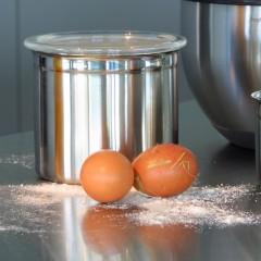 ظرف حبوبات با درب آكريليك 1 لیتری برگهف (Berghoff)