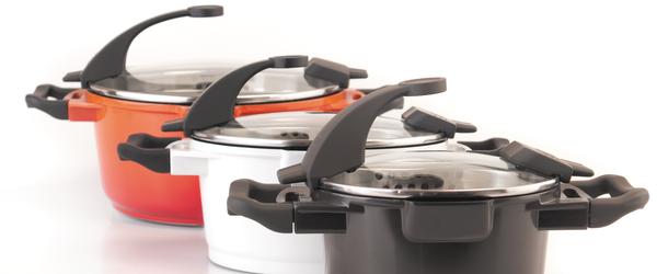 مشخصات سرویس قابلمه سرامیک(فرنوگرین) برگهف سری ویرگو در سه رنگ